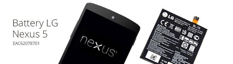 Bateria Nexus 5